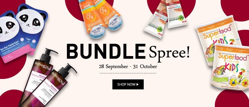 Bundle Spree!