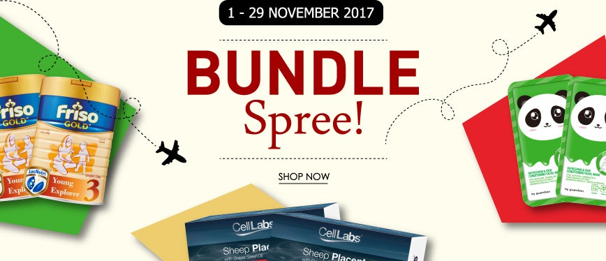 Nov Bundle Spree!