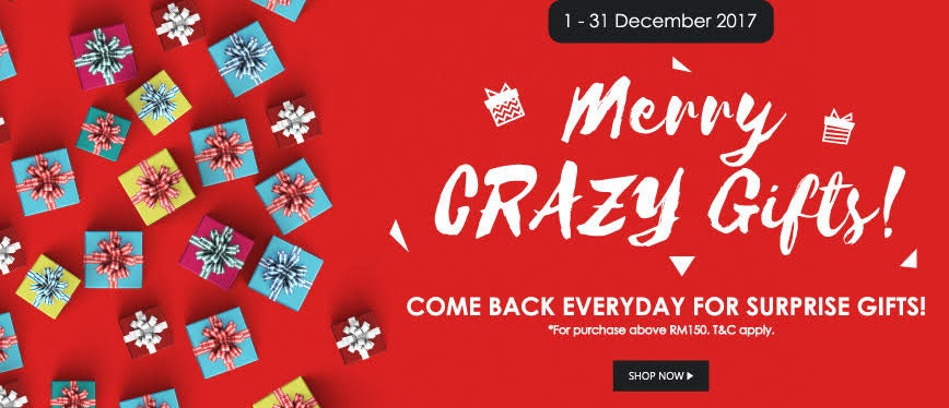 Merry Crazy Gifts!