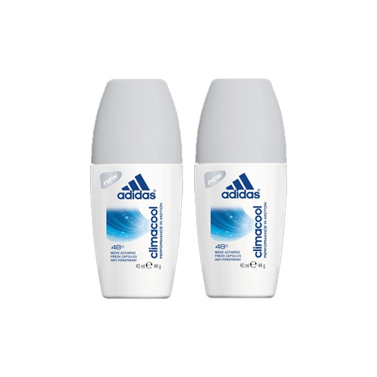 Quizás arrebatar humedad  Adidas Women Deodorant Roll-On Cool 50ml Pack Of 2 - Adidas - Partner Brand