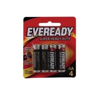 Eveready SHD AA 1215BP4/SW4 4s