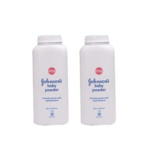 Johnson's Baby Powder Regular 500g Pack Of 2