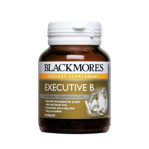 **Blackmores Executive B 30 Tablets
