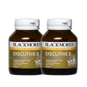 **Blackmores Executive B 60 Tablets Pack-of-2