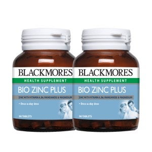 Blackmores Bio Zinc 90 Tablets Pack Of 2