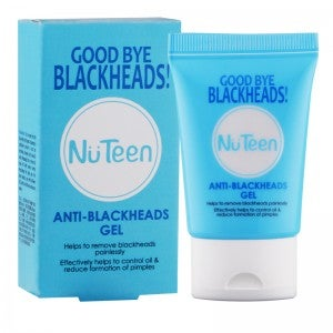 Nuteen Anti-Blackheads Gel 30ml
