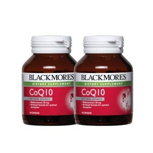 Blackmores CO Q10 50mg 60 Capsules Pack-Of-2