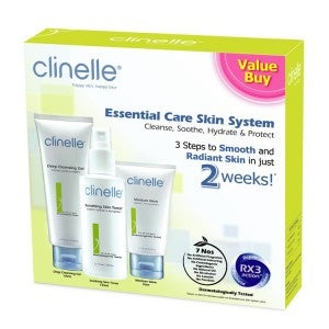 Clinelle Essential Care Pack