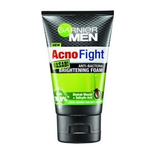 Garnier Men AcnoFight Wasabi Foam 100ml