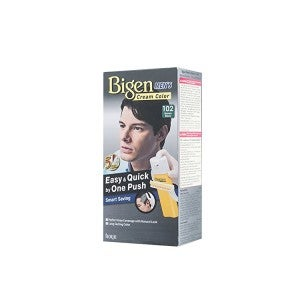 Bigen Men Cream Color 102 Brown Black