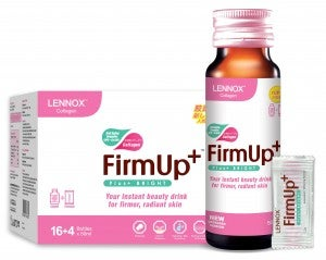 Lennox Firm Up Plus 50ml x 16's + 4's