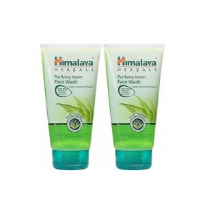 Himalaya Neem Face Wash 150ml Pack Of 2