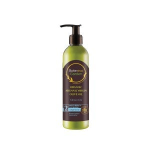 Botaneco Garden Organic Argan & Virgin Olive Oil - Moisturing & Nourishing Conditioner 290ml