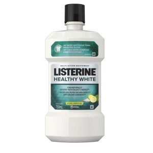 Listerine Healthy White 750ml