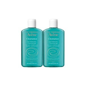 Avene Cleanance Cleansing Gel 200ml Pack of 2