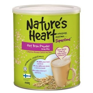 Nature Heart Oat Drink 550g