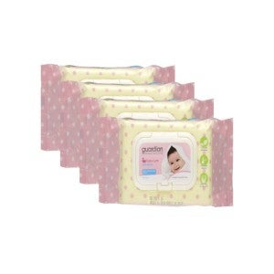 2x Guardian Baby Wipes Chamomile 2 x 90s (2x86010)