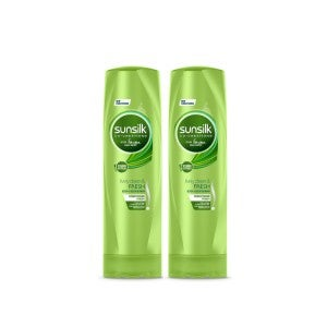2x Sunsilk Conditioner Clean and Fresh 320ml(2x121095156)