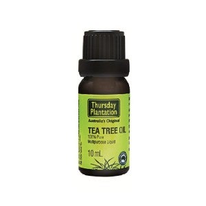 Thursday Plantation Tea Tree Oil 100% 10ml