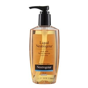 Neutrogena Liquid Facial Foam Normal/Oily 150ml