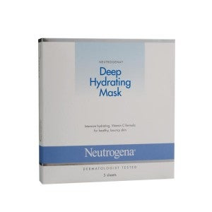 Neutrogena Deep Hydrating Mask 5s