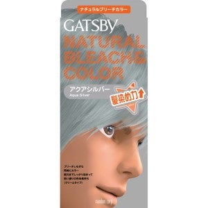 GATSBY Natural Bleach & Color Aqua Silver