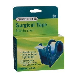 Guardian Surgical Tape 25mm x 4.55m