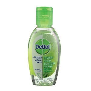 Dettol Hand Sanitizer Refresh 50ml