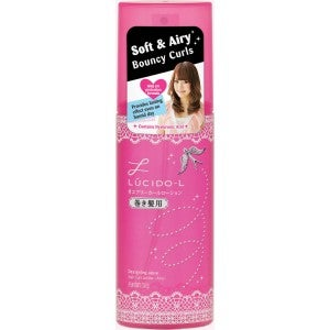 LUCIDO-L Hair Curl Lotion Airy 180ml