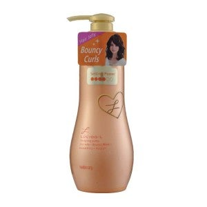 Lucido-L Designing Pump Hair Milk (Bouncy Wave) 200ml