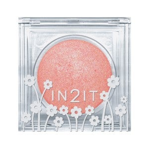 IN2IT Sheer Shimmer Blush SB04 Peach Pearl 4g