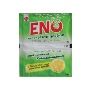 Eno Lemon Sachet 4.3gm Pack-of-2