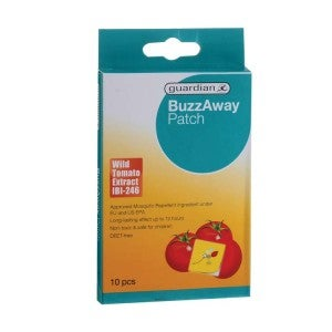 Guardian BuzzAway Tomato Patch 10's