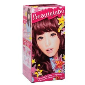 Beautylabo Hair Color-R7 Raspberry Pink