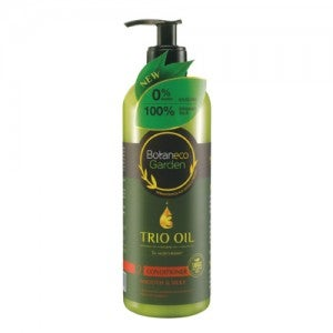 Botaneco Garden Trio Oil Conditioner Smooth & Silky 500ml