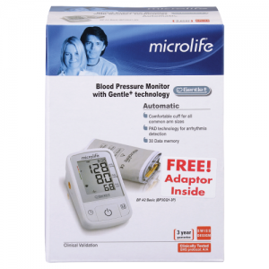 Microlife Automatic Blood Pressure Meter A2 Basic