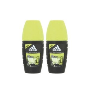 Adidas Men Deodorant Roll-On Pure Game 40ml Pack Of 2