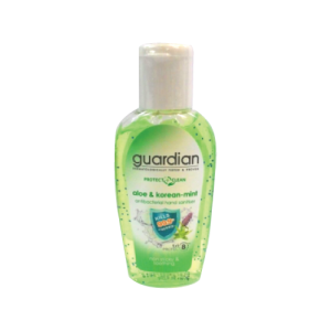 Guardian Protect + Clean Aloe & Korean-Mint Antibacterial Hand Sanitiser 50ml