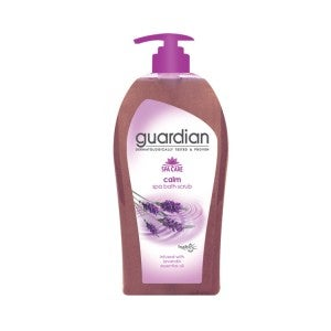 Guardian Spa Body Scrub Calm 750ml