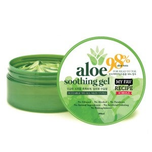 Neula Aloe Soothing Gel 300g