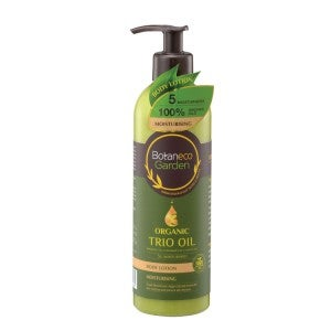 Botaneco Trio Body Lotion & Moisture 400ml