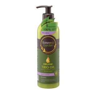 Botaneco Trio Body Lotion & Relaxing 400ml