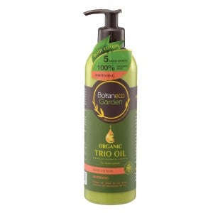 Botaneco Trio Body Lotion & Whitening 400ml