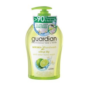 Guardian Kitchen Hand Wash Citrus Lily 500ml