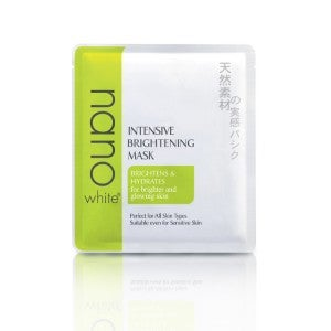 Nano White Intensive Brightening Mask 1's