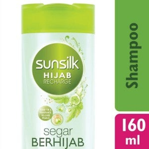 Sunsilk Hijab Shampoo 160ml Refresh