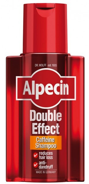 **Alpecin Double-Effect Caffeine Shampoo 200ml