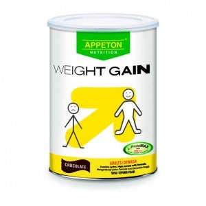 **Appeton Nutrition Weight Gain Adult- Chocolate 900g