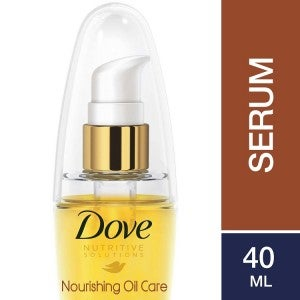 Dove Nutritive Solutions Nourishing Oil Care Dry Hair Serum 40ml