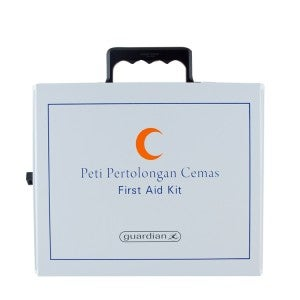 Guardian First Aid Box PVC 24x20cm